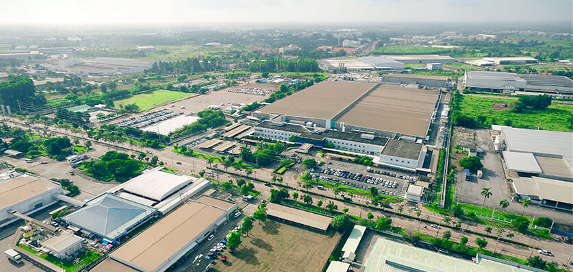 ENVIRONMENTALLY FRIENDY INDUSTRIAL PARK